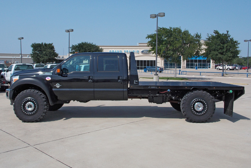 Weight Of A Ford Truck Bed